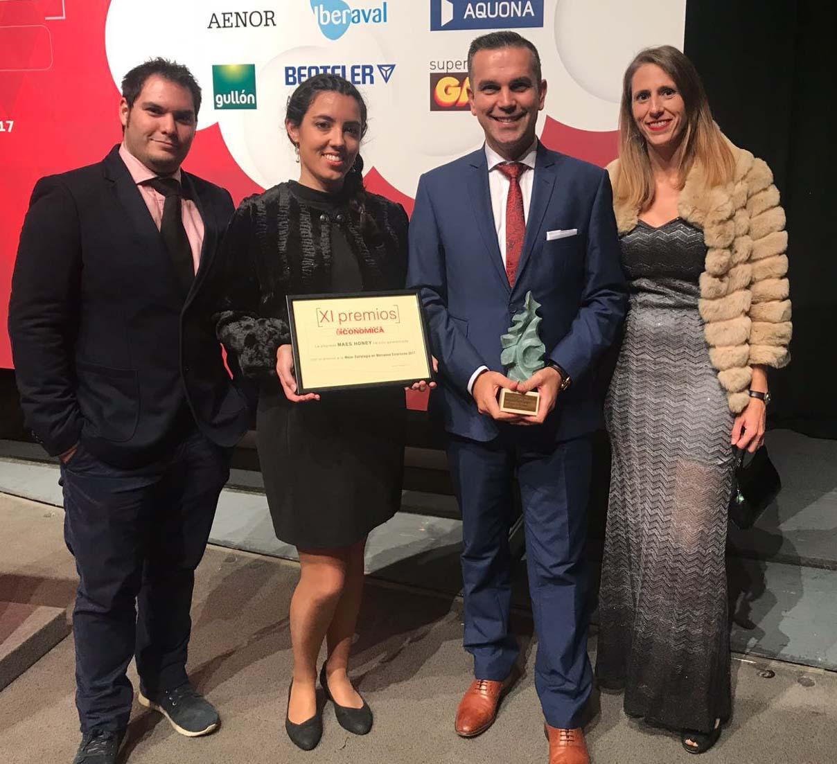 Maes-Honey-premio-CYL-economica