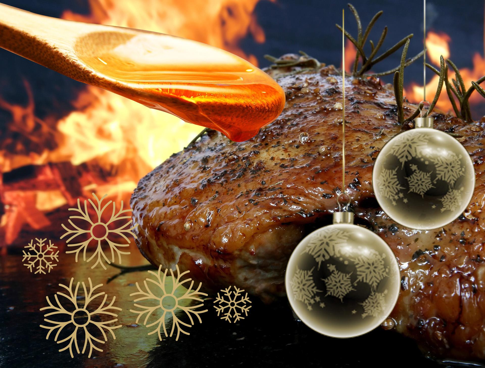 christmas-recipe-with- honey