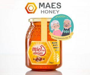 Maes Honey, tributo a los abuelos y mayores.