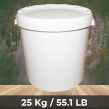 Honey bucket pack 25kg