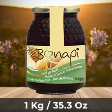 Miel Maes Honey Monoflorales Bosque 1 Kg