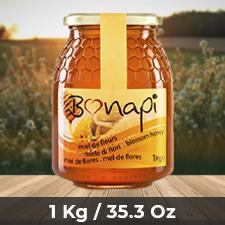 Miel Maes Honey Las Abejas 500 g