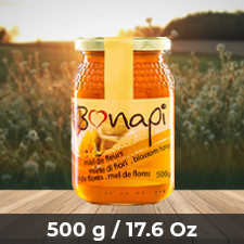 Miel Maes Honey Bonapi 500g