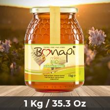 Miel Maes Honey Monoflorales Bio 1 Kg