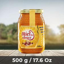 Miel Maes Honey Cubo 500 g