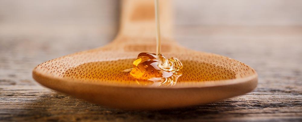 Tomar miel en Navidad