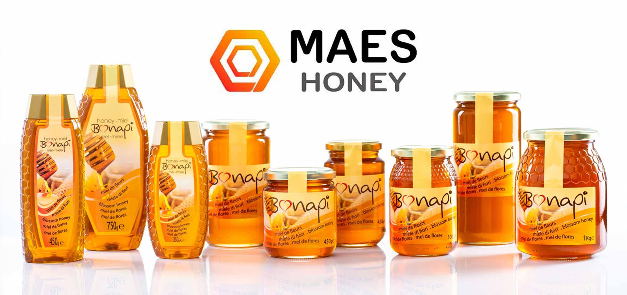 Maes Honey, líderes en exportación de miel