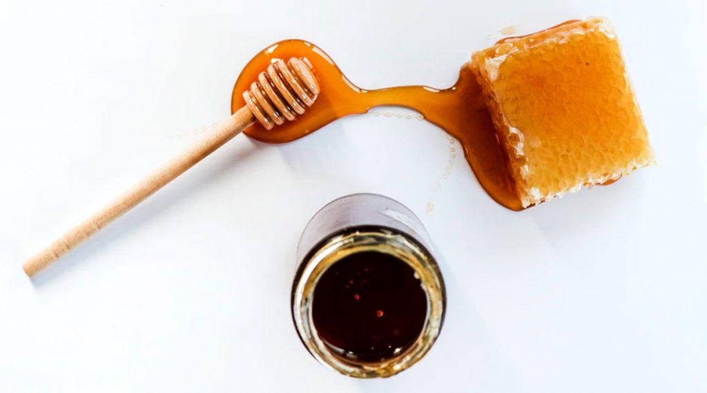 La miel como sustituta del azúcar