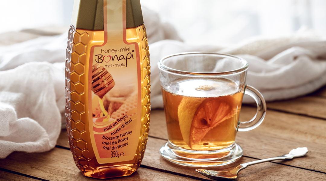 uses of honey