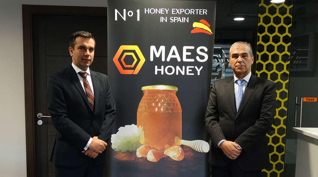 exportation de miel