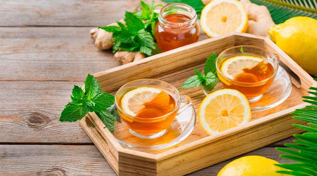 Miel contra el resfriado